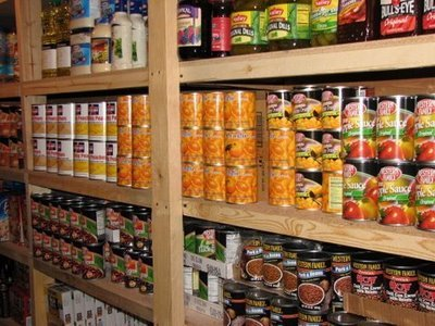 How To Increase Your Food Storage on A Budget