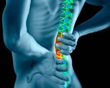 back pain, survival, fitness, preparedness