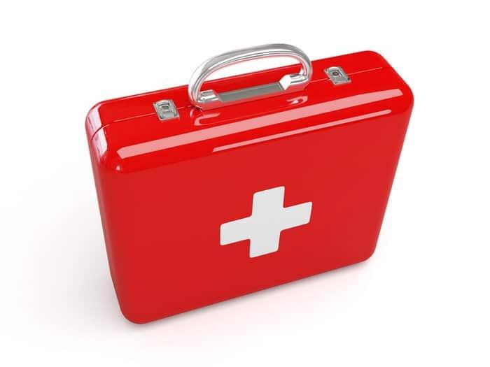 medical kit, SHTF, preparedness, survival,