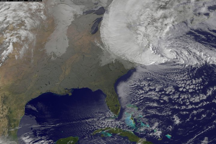 Hurricane Sandy: The Aftermath