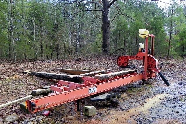 Woodmizer Sawmill