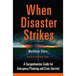 Recommended Book: When Disaster Strikes………