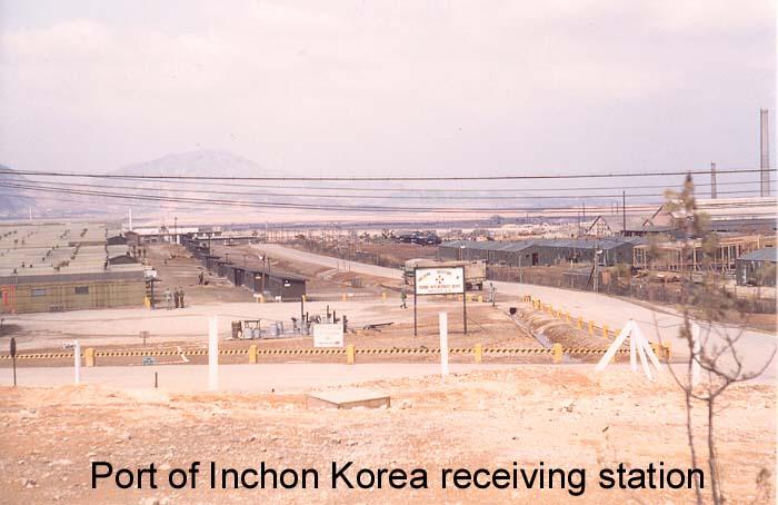 Port of Inchon