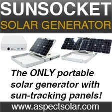 Click here for more info on solar generators.