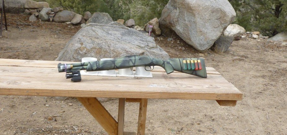 SHTF gun, survival gun, survival shotgun,