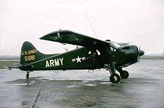 De-Havalland US Army 6A Beaver