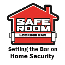 safe room locking bar