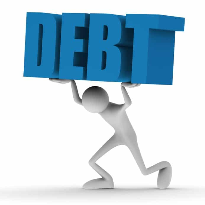 Paying Off Debt as a Survival Strategy