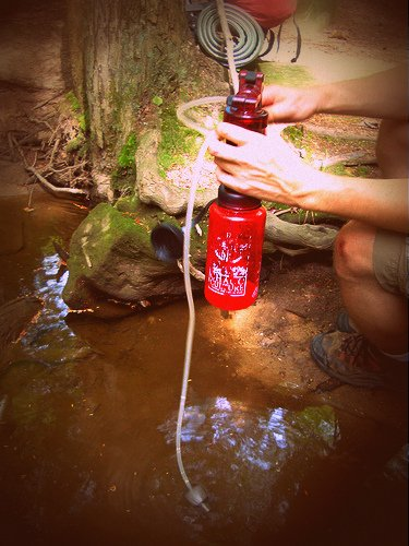 Water Filter - Survival Tools