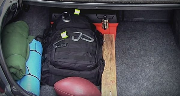 Car Survival Kits for Bugging Out