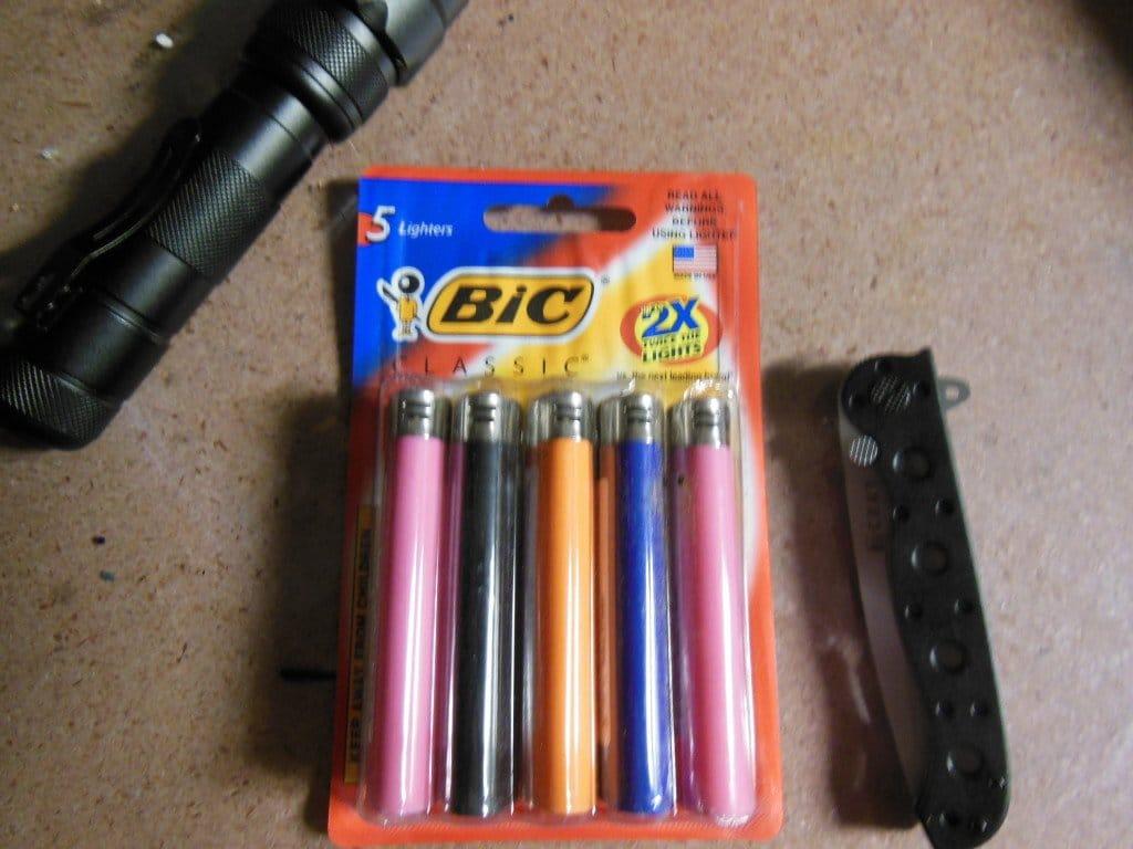 Cheap Fire Starting Kit
