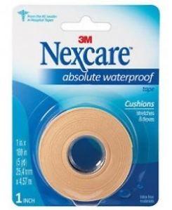 Nexcare (pink) tape