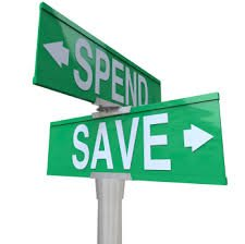 frugal spend save