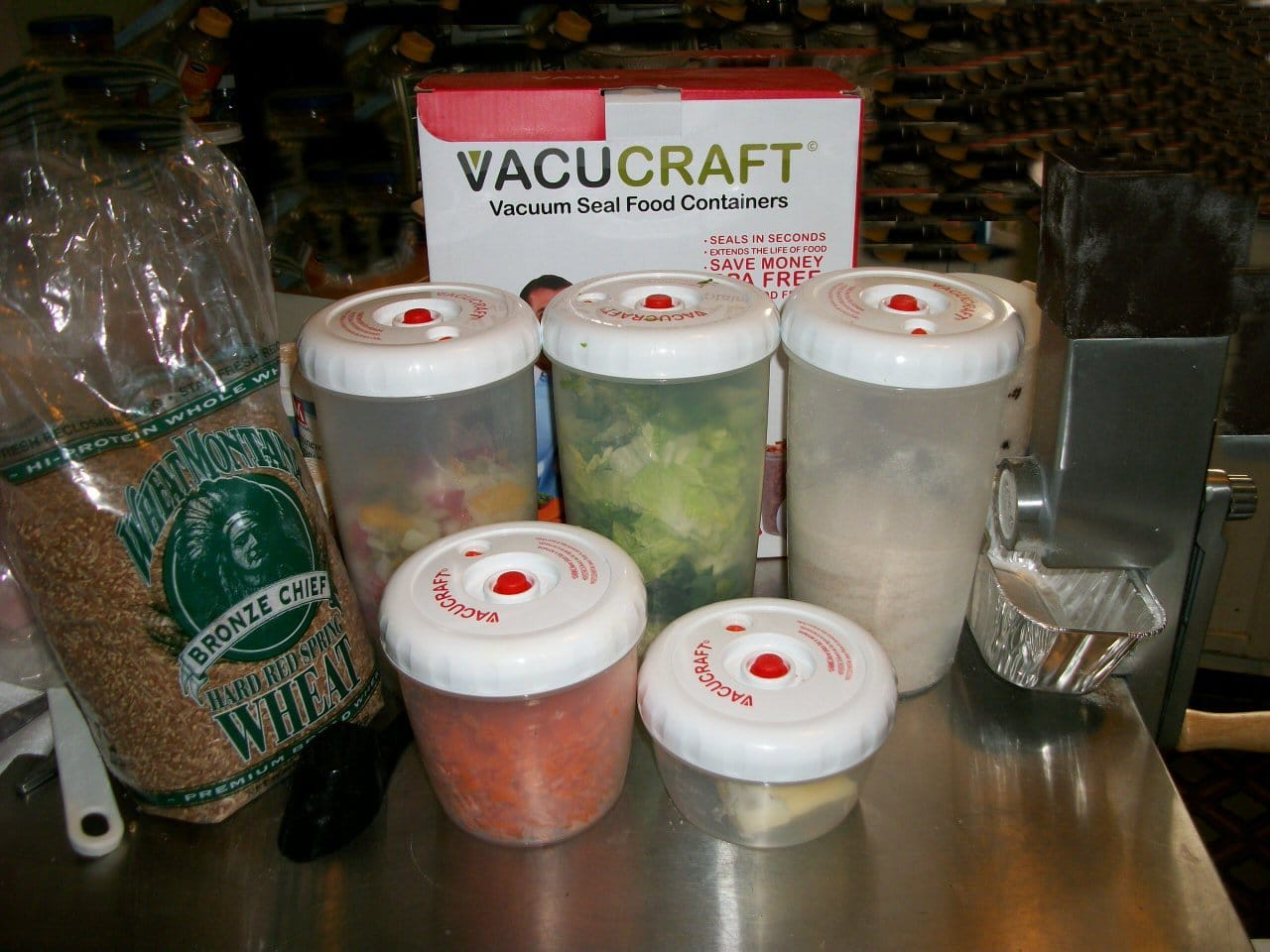 VacuCraft container review