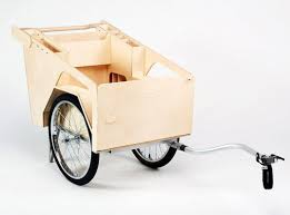 bicycle cart wood