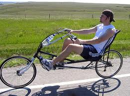 bicycle recumbent