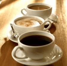 2 coffee cups
