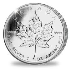 silver coin canada