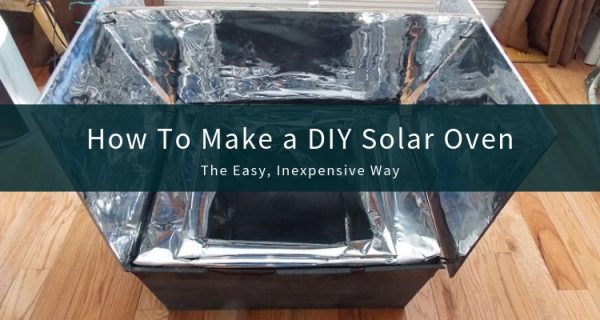 How To Make a DIY Solar Oven (1)