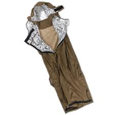 mylar lined sleeping bag