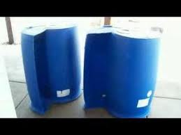 wind power blue drums