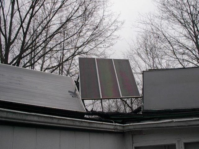 Simple Off Grid Solar in Southern Virginia