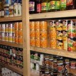 FOOD STORAGE: What works for us
