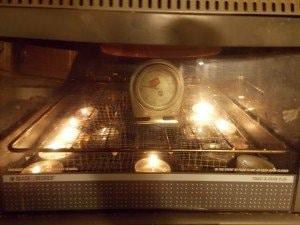 toaster oven temp