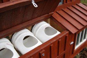 5 gallon nest box