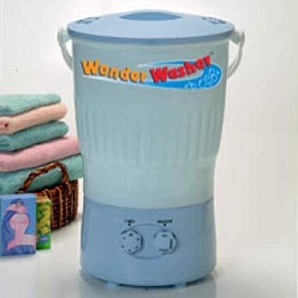 Wonder Washer Electronic Bucket