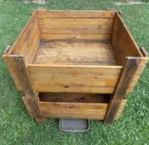 root cellar bins