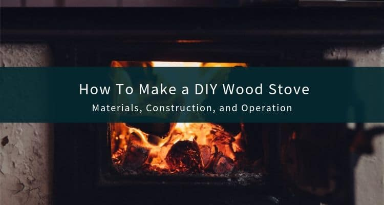DIY Wood Stove