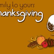 Snoopy Thanksgiving Facebook Cover