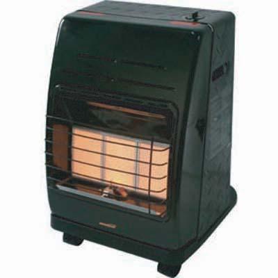 Remington propane heater