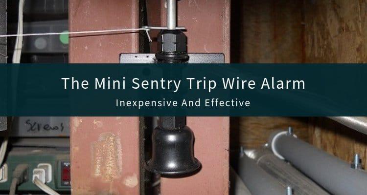 Mini Sentry Trip Wire Alarm (1)