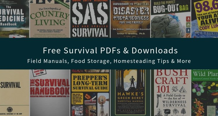 Free Survival PDFs and Downloads
