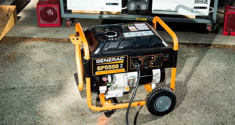 Generators Emergency Power