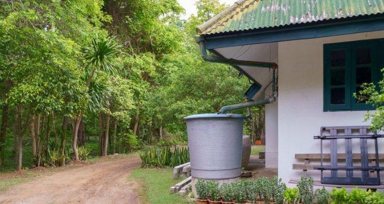 Rain Water Harvesting - Part of Your Emergency Water Plan