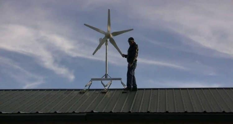 Residential Wind Turbine