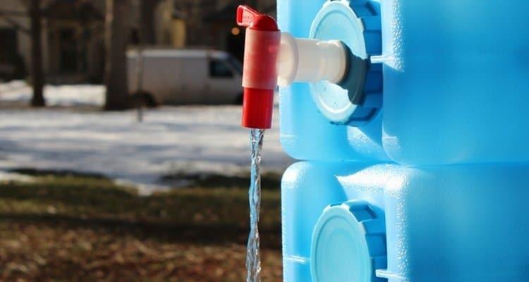 Waterbricks Water Storage