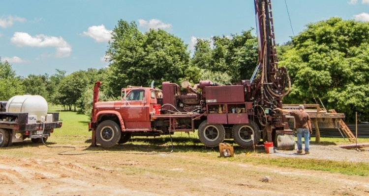 Well Drilling - Emergency Water Plan