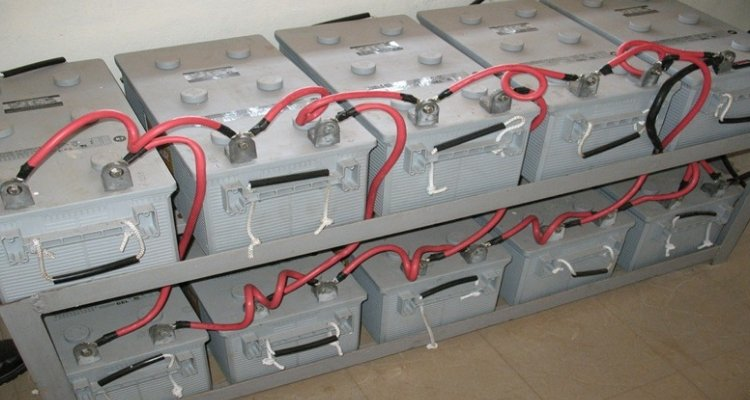 Whole Home Battery Banks