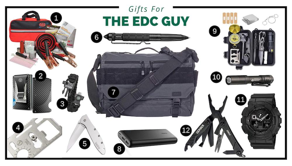 EDC Survival Gifts