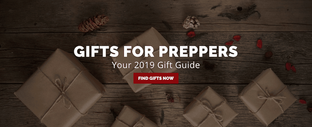 Holiday Survival Gifts for Preppers