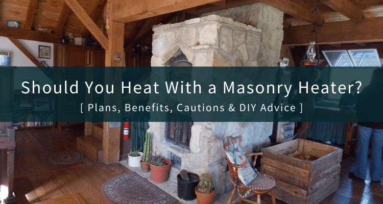 Masonry Heater Plans and Designs
