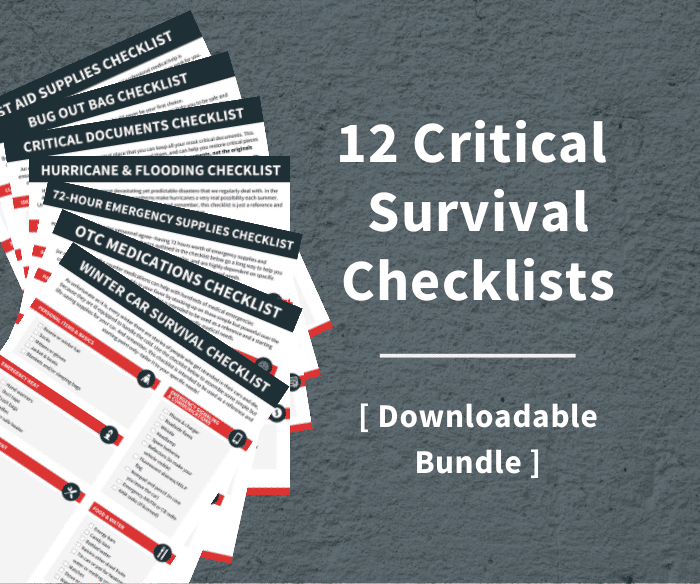 Survival Checklists Sidebar (2)-1