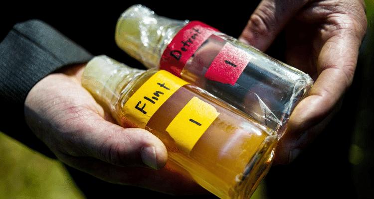 Flint Michigan Water Crisis - Water Preparedness