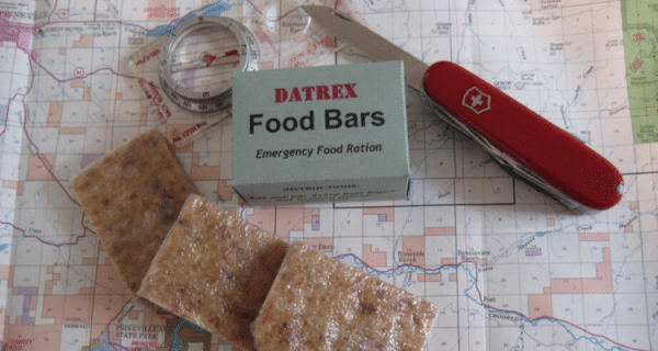 Throwback Datrex Ration Bars - Best Emergency Food Bars