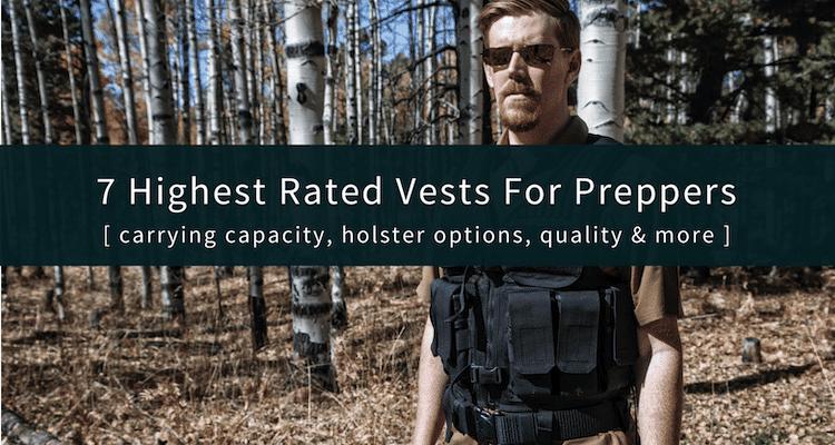 Best Survival Vests