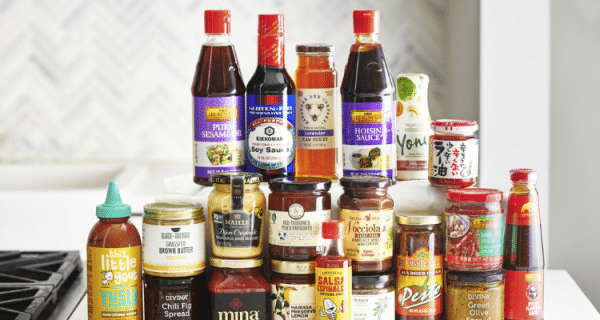 Survival Food List - Sauces, Shelf Stable Oils, and Condiments
